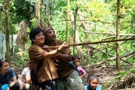Into the Wild: the Jungle School of Gombak
