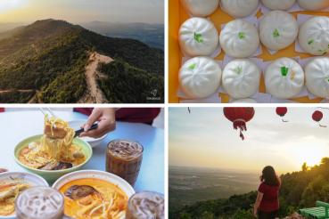 Bukit Taisho, Bahau: Half Day Guide with Breakfast Curry Mee and Handmade Pau - www.lokalocal.com