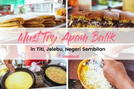 Must Try Apam Balik in Titi, Jelebu - LokaLocal