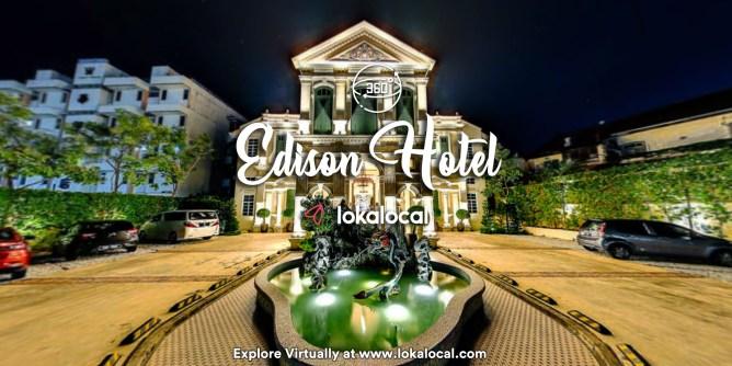 Ultimate Virtual Tours in Malaysia - Edison Hotel Georgetown - www.lokalocal.com