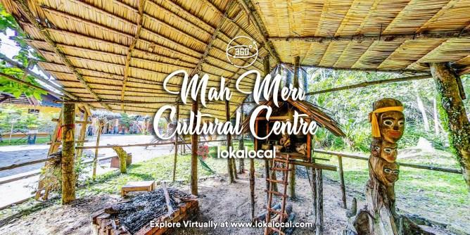 Ultimate Virtual Tours in Malaysia -Mah Meri Cultural Centre - www.lokalocal.com