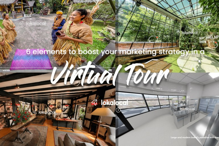 What makes a good virtual tour? 6 elements to boost your marketing in 360° - LokaLocal