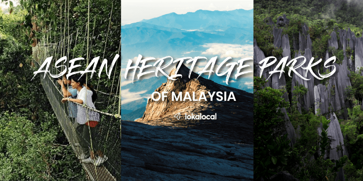 Asean Heritage Parks of Malaysia