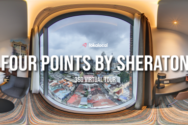 360 Virtual Tour | Four Points by Sheraton Kuala Lumpur Chinatown Hotel