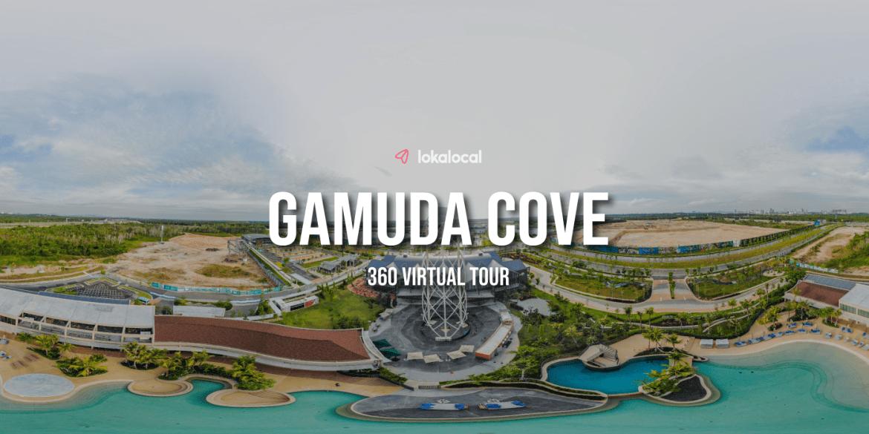 360° Virtual Tour – Gamuda Cove