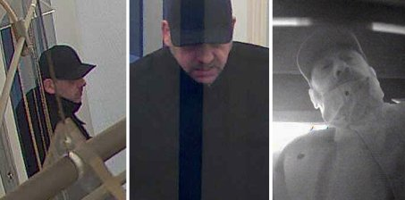 Wer erkennt den Bankräuber von Wiblingwerde? Foto: Polizei