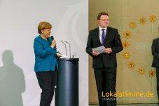 Die Stadt Altena wurde in diesem Jahr mit dem Integrationspreis der Bundeskanzlerin Angela Merkel in Berlin ausgezeichnet. Stellvertretend nahm Bürgermeister Andreas Hollstein den Preis für die Stadt entgegen.