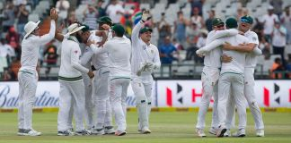 South africa vs India Test Series