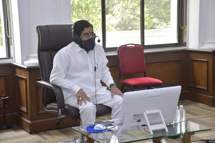 महाराष्ट्र जीवन प्राधिकरणाने आपला विभाग अधिक सक्षम करण्याचा प्रयत्न करण्याची नगरविकास मंत्री एकनाथ शिंदे यांची सूचना