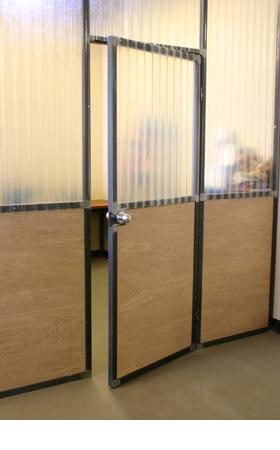 Interior Doors At Loki Custom Furniture