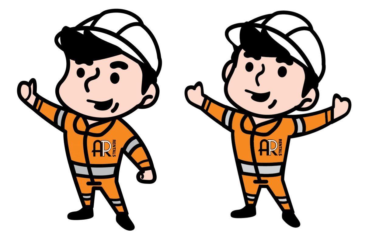 final mascot design (all)