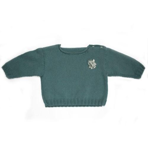 pull-enfant-lin-tricot-main