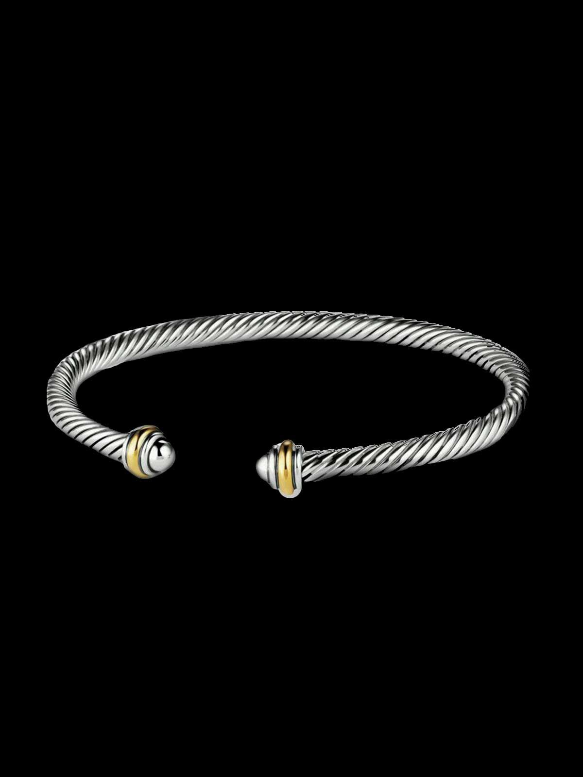Torque essencial bracelet