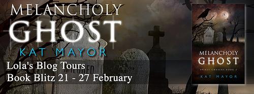 Melancholy Ghost banner