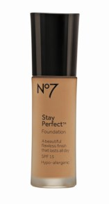 No7 Stay Perfect Foundation
