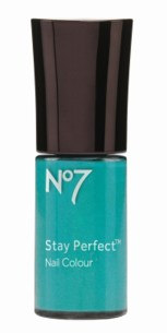 No7 Stay Perfect Nail Colour
