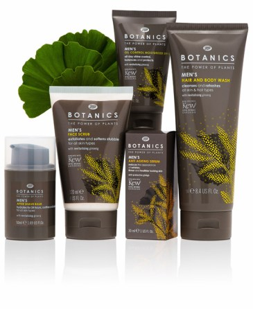 Gama Botanics for Men