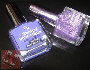 Rich Color Nail Laquer (41) şi Carnival Nail Color (011)