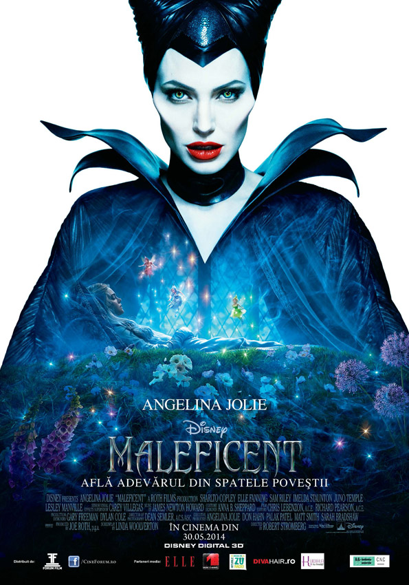 Maleficent, poster
