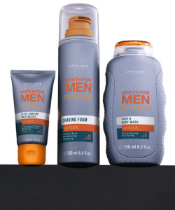 North for Men Energising