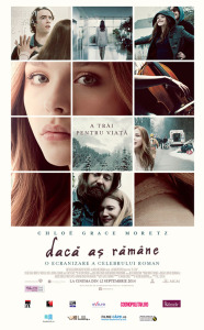 If I Stay, afiş