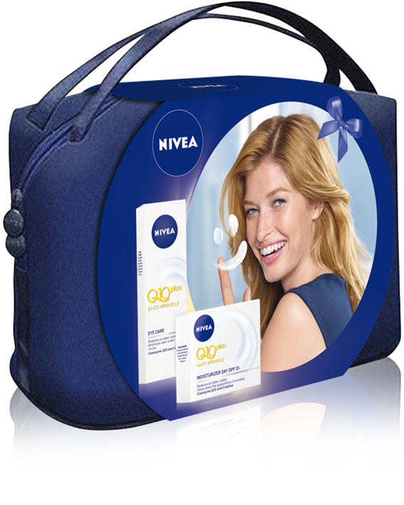 Beauty Advent Calendar, NIVEA Q10 plus antirid