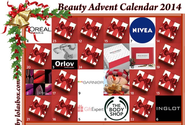 Beauty Advent Calendar, day 10