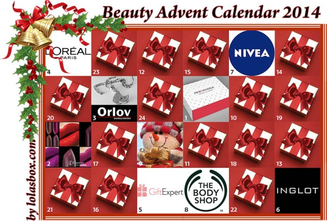Beauty Advent Calendar, day 8