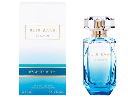 ELIE SAAB Le Parfum, Resort Collection 2015