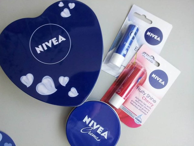 Nivea, set Valentine's Day