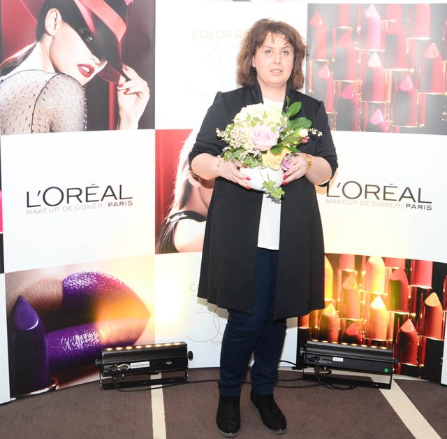 L'Oreal Paris, eveniment Color Riche, Lola's Box