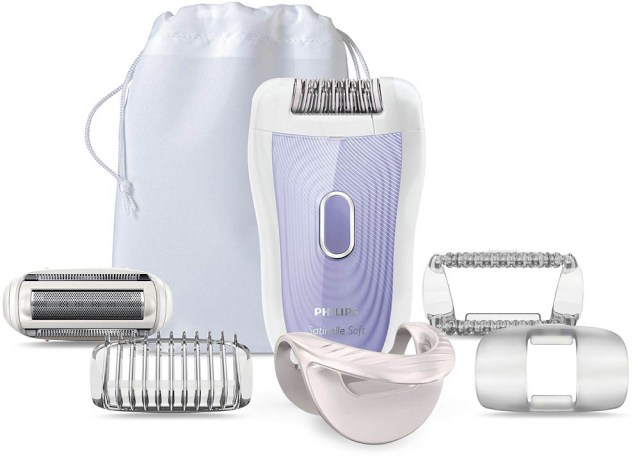 Philips SatinSoft Epilator
