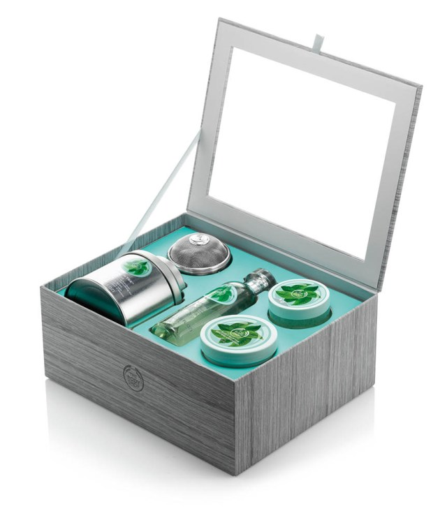 The Body Shop, Fuji Green Tea - Deluxe Tea Ceremony