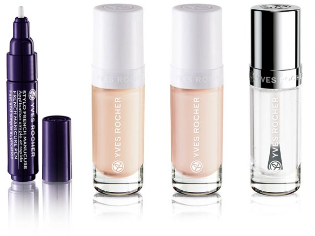 Yves Rocher, kit french manicure