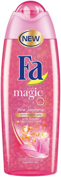 Fa Magic Oil, gel de duş Pink Jasmine 200 ml