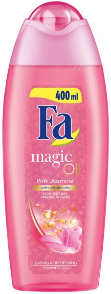 Fa Magic Oil, gel de duş Pink Jasmine 400 ml