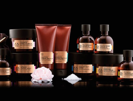Spa of the World, nou la The Body Shop