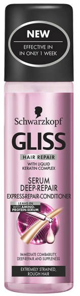 GLISS Serum Deep Repair, balsam Express Repair