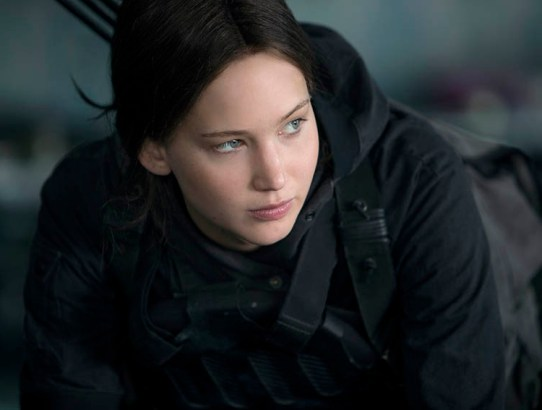 The Hunger Games: Mockingjay - Part 2. Punct. Sigur?