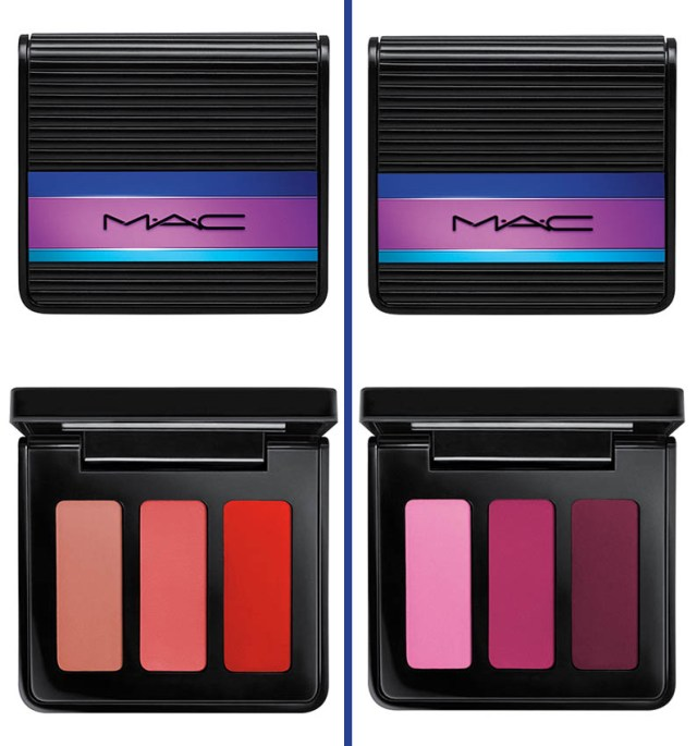 MAC Enchanted Eve, Lipstick X3 Compact Coral & Pink, 235 lei