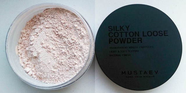 MustaeV Silky Cotton Loose Powder