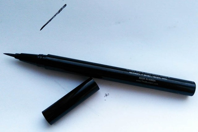 MustaeV Tension Fit Liquid Liner Brush Pen