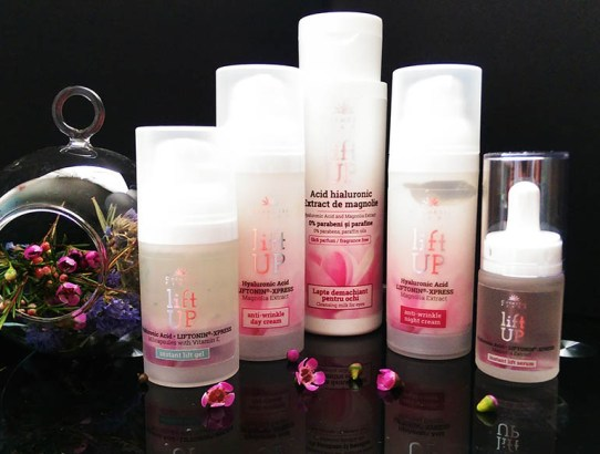Tried&tested: LiftUp de la Cosmetic Plant