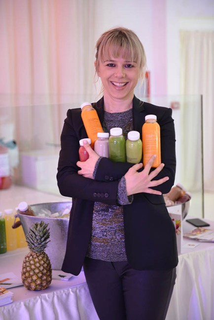 Cold Pressed Juicery, Amra Makarevic