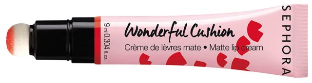 Sephora Wonderful Cushion cremă de buze mată