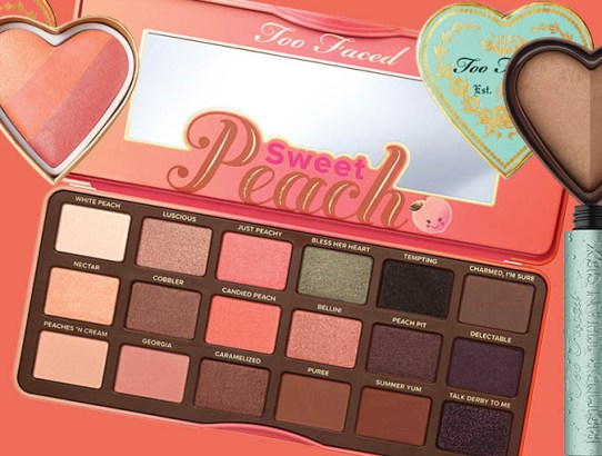 Favoritele verii de la Too Faced