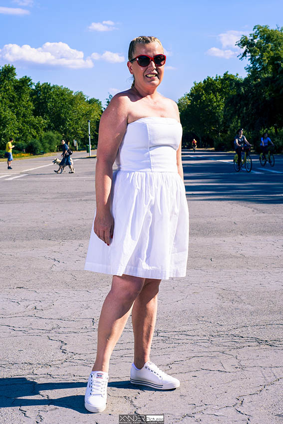 Hilfiger Denim Strapless White Dress