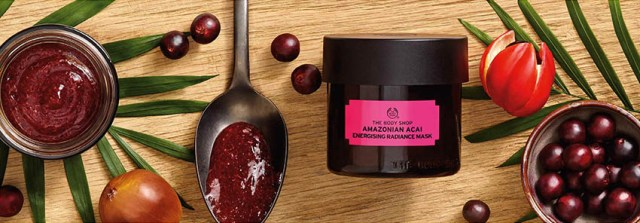 The Body Shop, Amazonian Acai