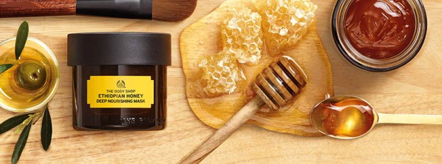 The Body Shop, Ethiopian Honey