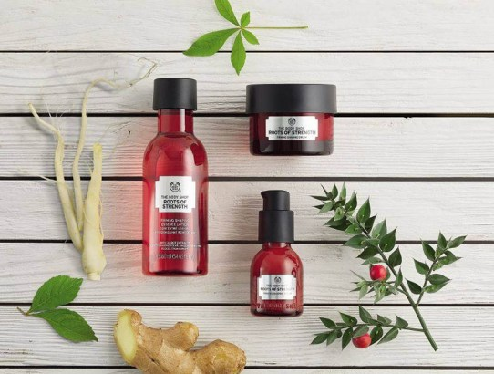 Roots of Strength: fermitate în stilul The Body Shop